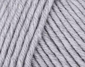MillaMia Naturally Soft ARAN 6.75+.95ea to Ship - Stone 202 - Soft, Squishy, Forgiving, Amazing Definition + 5 Free Patterns Shown.