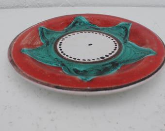 Italian Desimone  Decorative Plate .
