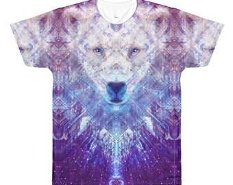 Ursa Major Bear Edm Festival Ravewear Shirt