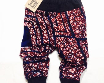 Baby jogger pants / Toddler jogger pants Harlem pants Baby's outfits Play time pants