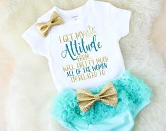 baby girl gift - baby shower gift - baby girl clothes - baby girl outfits - baby girl coming home outfit - baby girl aunt shirt - new mom