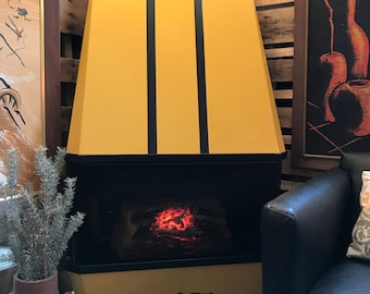 Shop for Vintage electric fireplace on Etsy