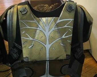 Hunter chest armor