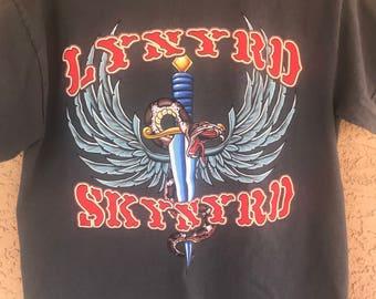 Lynyrd Skynyrd Tshirt- 2007 Tour - Size M