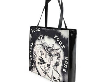 Tank Girl Shopper Bag