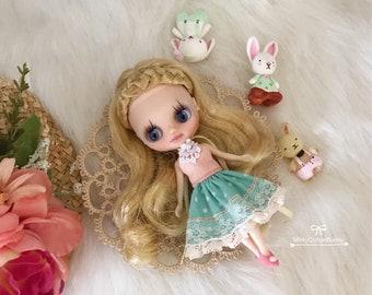 Pre-order Petite Blythe dottydot Dress