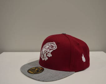 Cane Toad Mob Maroon Cane Toad cap