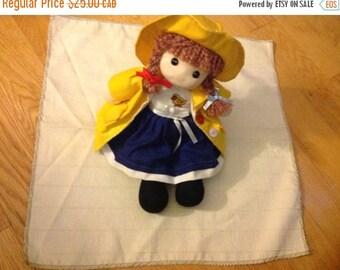 O Canada Sale Vintage Ganz Musical Wind-up Doll
