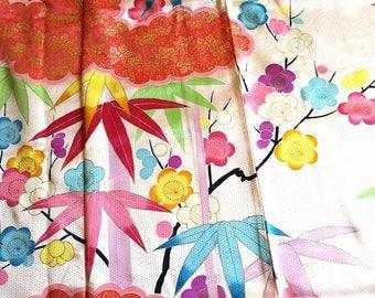 Playful Furisode, Japanese Kimono