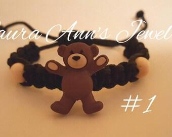 Teddy Bear Bracelets