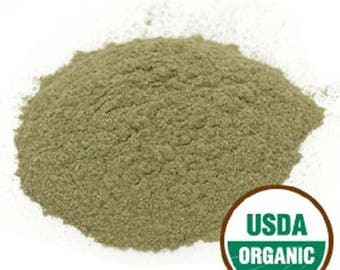 Blessed Thistle Powder, Organic 1 lb. (Pound)