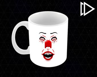 Pennywise IT Clown - 11oz Coffee Mug