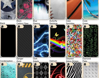 Choose Any 2 Designs - Vinyl Skins / Decals / Stickers for Ringke Fusion Case - iPhone 7