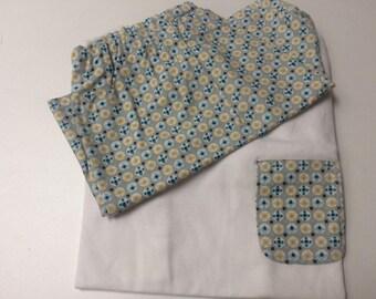 girl or boy cotton shorts pajamas