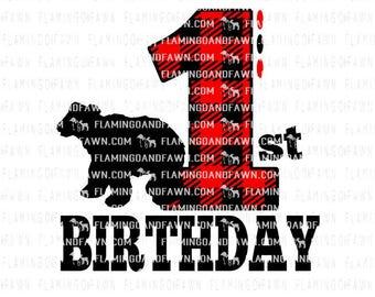 woodland birthday svg, first birthday svg, 1st birthday svg, svg birthday, svg first birthday, svg 1st birthday, 1st birthday boy svg, bear