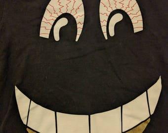 "DGK Stoner Grin ""thanks For the Inspiration"" Black T-shirt Size L"
