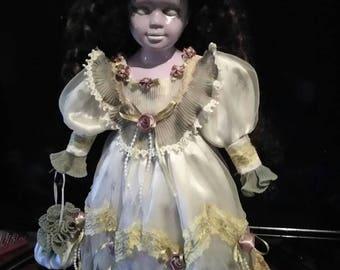 Creepy Victorian Ghost