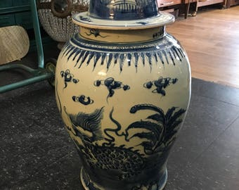 Large Vintage Pot