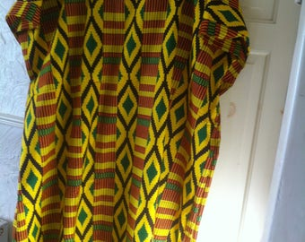 Kaftan maxi poncho tunic plus size