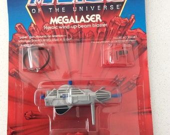 Masters of Universe Megalaser