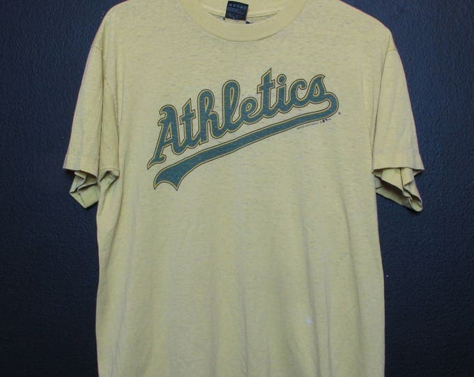 Oakland Athletics Rickey's Posse MLB 1994 vintage Tshirt Oakland A's