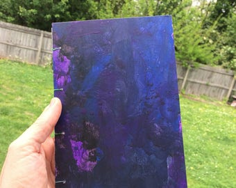 One-of-a-kind Art Journal Blank Pages