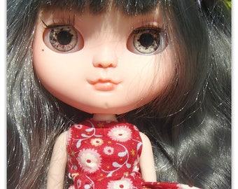 DOLL ICY BLYTHE customize custom Wendy