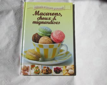 a cookbook 78 Macarons cabbages and sweets