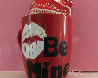 Red Be Mine Coffee Mug