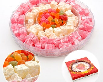 Mixed Turkish Delight (Lokum)
