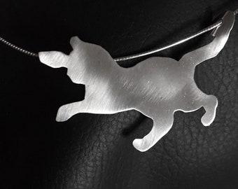 Playful Kitten pendant