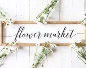 S A L E : Flower Market S...