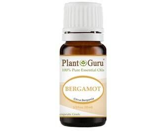 Bergamot Essential Oil  100% Pure, Undiluted, Therapeutic Grade.
