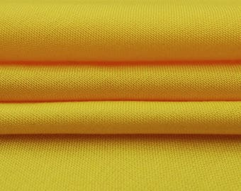 """Yellow Fabric, Home Decor Rayon Fabric, Dress Material, Quilting Fabric, Sewing Accessories, 40"""" Inch Fabric By The Yard PZBR3M"""