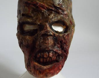 Zombie Blood stains latex Elastic strap Mask