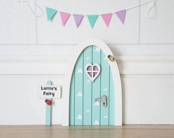 Gifts for girls etsy for Fairy door pattern