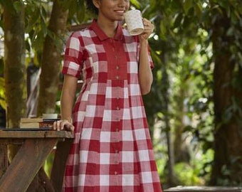 Phryne Shirt Dress