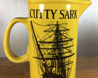 Cutty Sark Pitcher