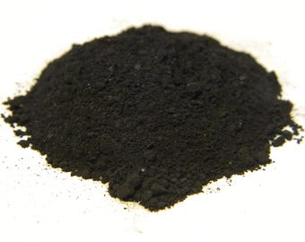 Raw Shungite Powder 0,44Lb (200g) for mineralisation from Russia