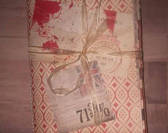 Tim Holtz Travelers Journal
