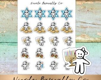 Hanukkah Cutie Pies Pt 2