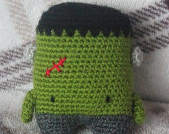 Crochet Frankenstein's monster