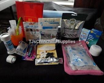 Chinchilla Emergency Kit
