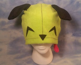 Gir Hat Invader Zim Beanie Fleece