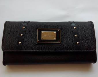 Original vintage Italy Roccobarocco wallet.
