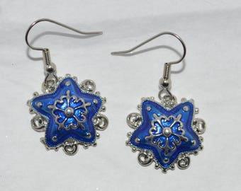 Holiday Star Earrings
