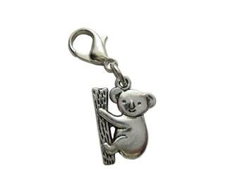 Koala pendant charms bracelet 3d Pendant