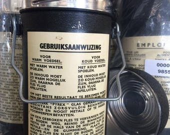 Belgian Military Soup Thermos