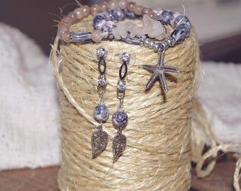 Trio of jewelry