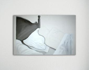 Schilderij - Empty
